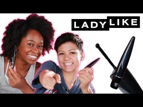 We Tried The New Roller Wheel Eyeliner • Ladylike