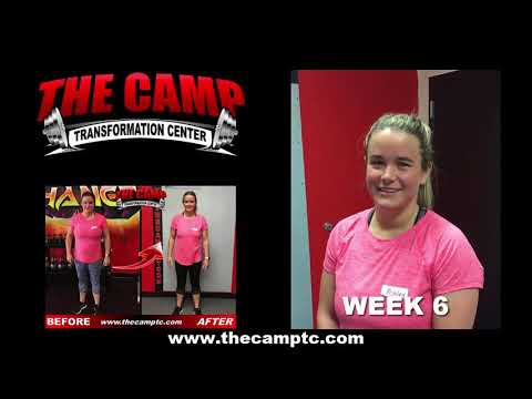 Jacksonville FL Weight Loss Fitness 6 Week Challenge Results - Ashley M.