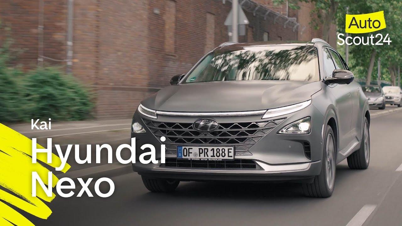 Hyundai Nexo: der Lufterfrischer für den Straßenverkehr