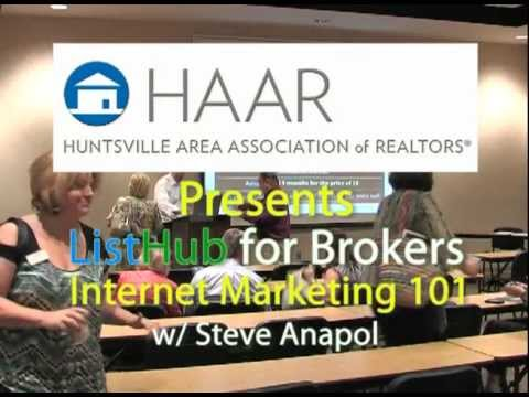 2012 ListHub Class for Brokers