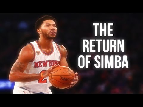 Derrick Rose MIX  The Return Of Simba HD