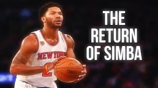 Derrick Rose MIX - The Return Of Simba [HD]