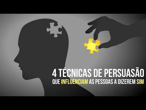 4 técnicas de persuasão que INFLUENCIAM as pessoas a dizerem SIM