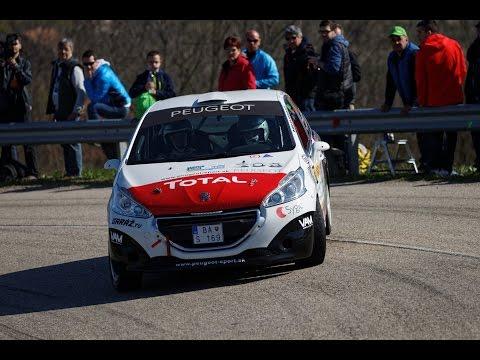 Peugeot Sport Slovakia - Eger Rallye 2016 - výlet na zvodidlo