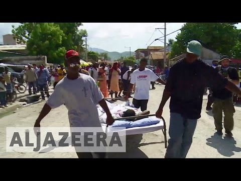 UN to address Haiti's cholera epidemic