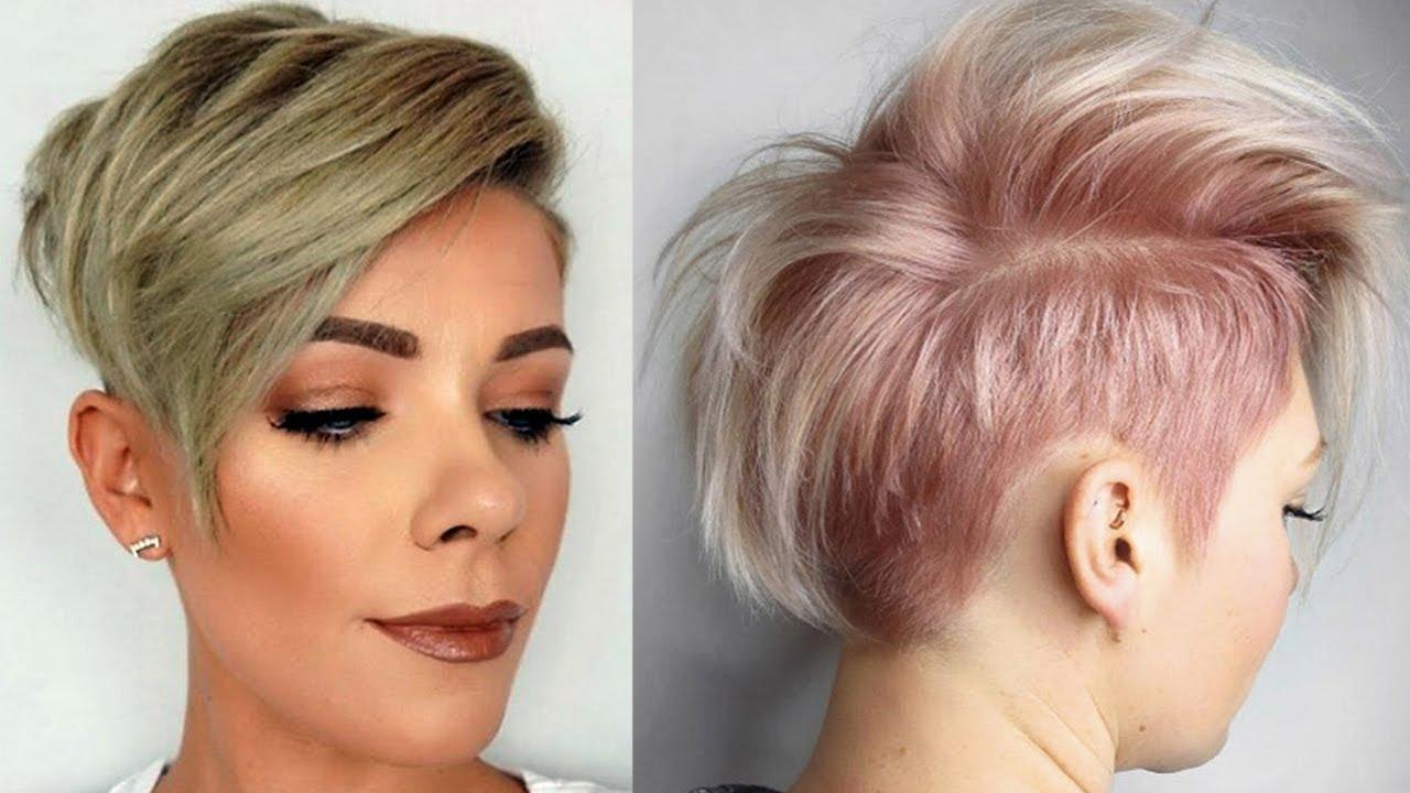 Fotos de cortes de cabello corto 2018