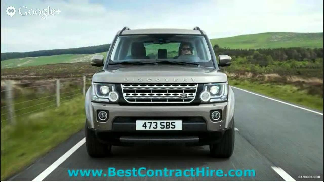 Land Rover Discovery Lease Hire 0800 689 0540 ...