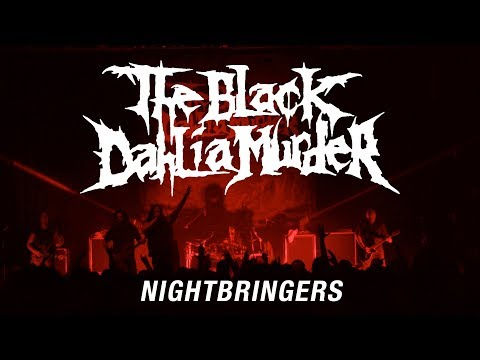 "The Black Dahlia Murder ""Nightbringers"" (OFFICIAL VIDEO)"