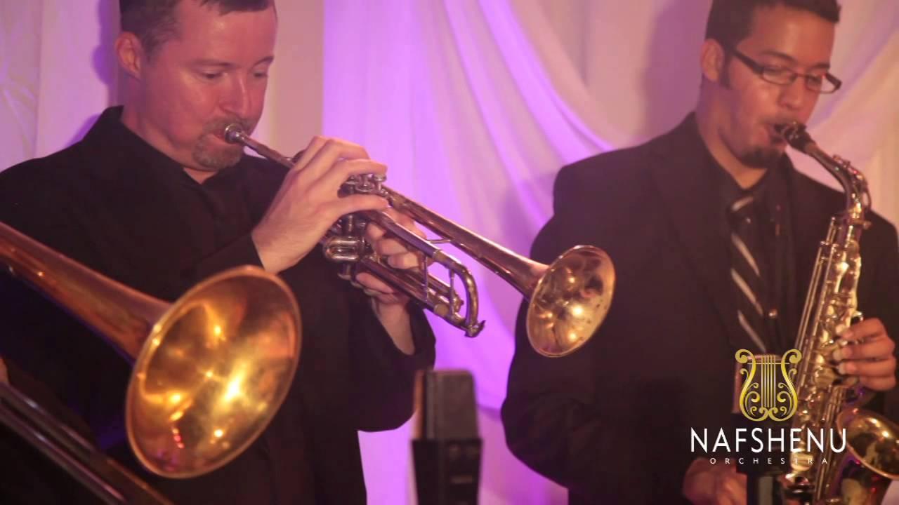 Nafshenu Orchestra Ki Kol Peh Featuring Dovid Gabay