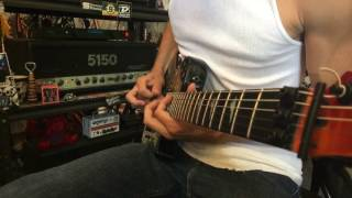 Quick Lick:  Tornado Blues