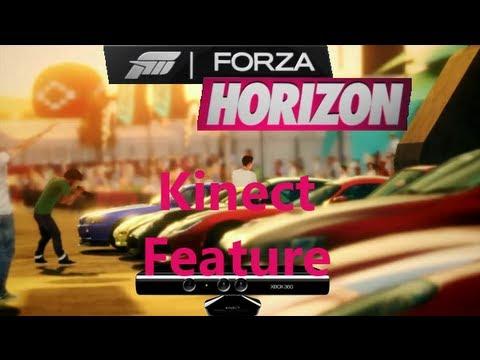 Как играть в forza horizon kinect