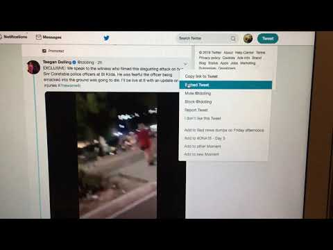 How To Embed Someone Else's Twitter Video Into Your Tweet