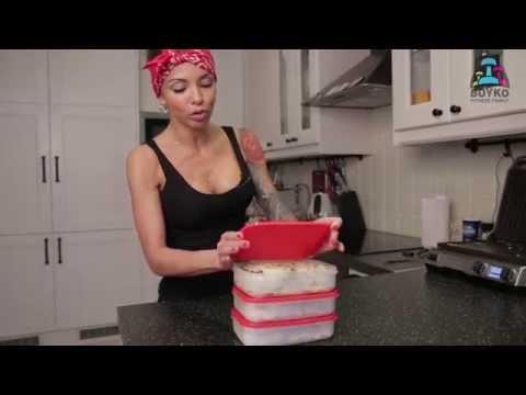 Маргарита Бойко 'Завтрак и заготовка еды на день' - Простые вкусные домашние видео рецепты блюд