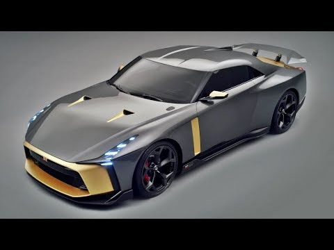 2019 Nissan GT-R italdesign - Return of the king!