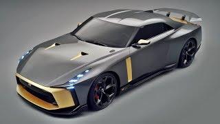 2019 Nissan GT-R italdesign - Return of the king!