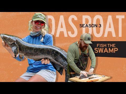 Download Fish the Swamp | S3E04 | Das Boat