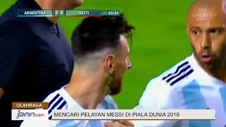 2 Calon Pelayan Lionel Messi pada Piala Dunia 2018 - JPNN.COM