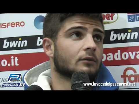91° Padova - Pescara 0:6 - LORENZO INSIGNE