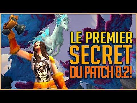 LA MONTURE FABULICIEUX LE PREMIER SECRET DU PATCH 82