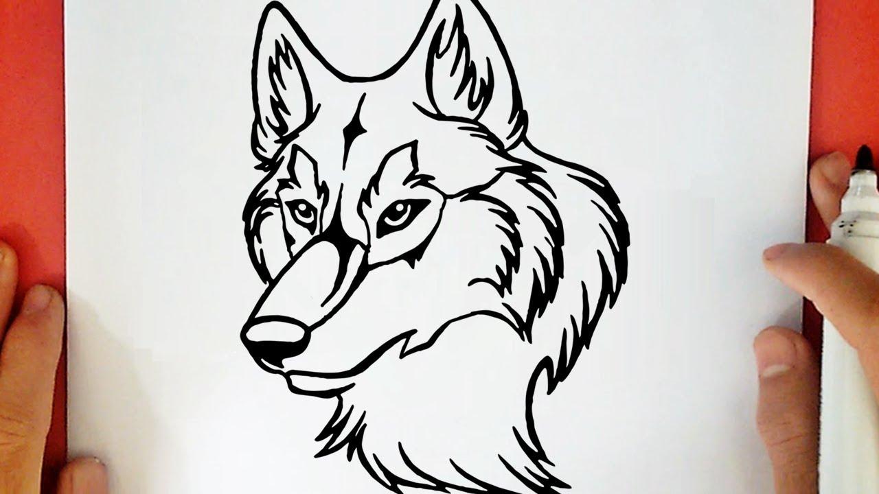 Guida: Ecco come disegnare un lupo! [VIDEO ...
