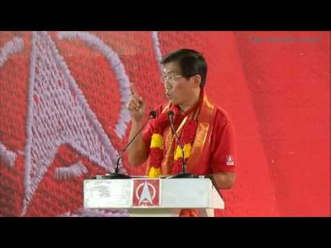 SDP rally @ Jurong East Stadium