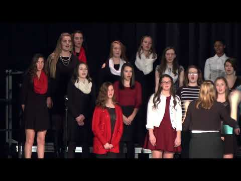 Louisville High School Choir - Holiday Concert (12.18.17)