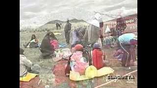 I Caminata Huaraz-Chavin. QAPAQ RAYMI 2007