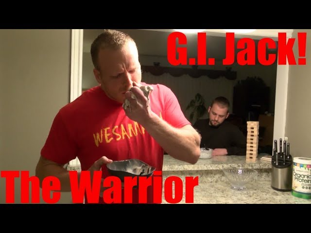 G.I. Jack! 3 - The Warrior