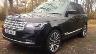 Range Rover Vogue 2016 - New Car Alert - Review,Walk Around Toys