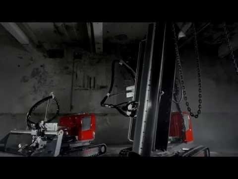 Cutting Edge Hydrodemolition - Aquajet Systems