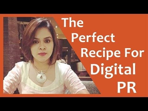 The Perfect Recipe For Digital PR | Digital Vidya Webinar