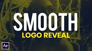 After Effects Tutorial : Smooth and Clean Logo Reveal