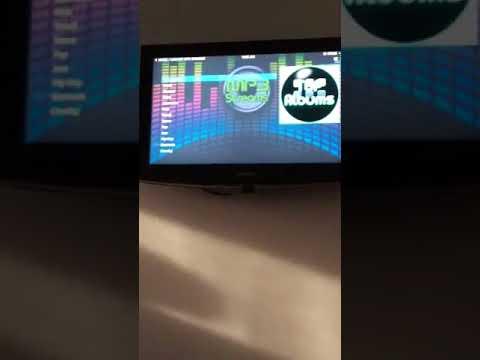 TEST Video of Kodi on Raspberry pi
