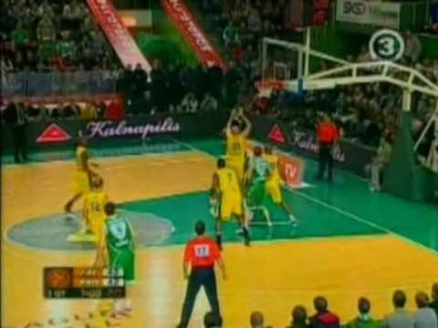 Žalgiris vs Lietuvos Rytas 35 sekundes from YouTube · Duration:  2 minutes 44 seconds