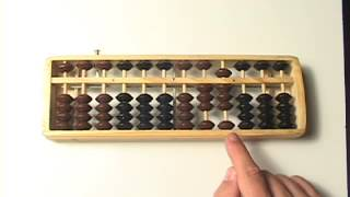 Abacus Lesson 7 // Simple Addition (#