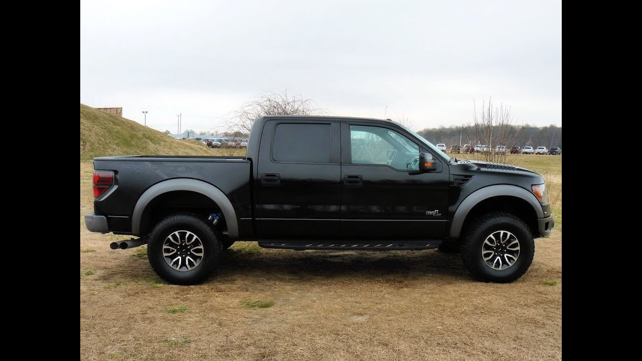 Used ford f150 svt raptor for sale by ford dealer dx41410b