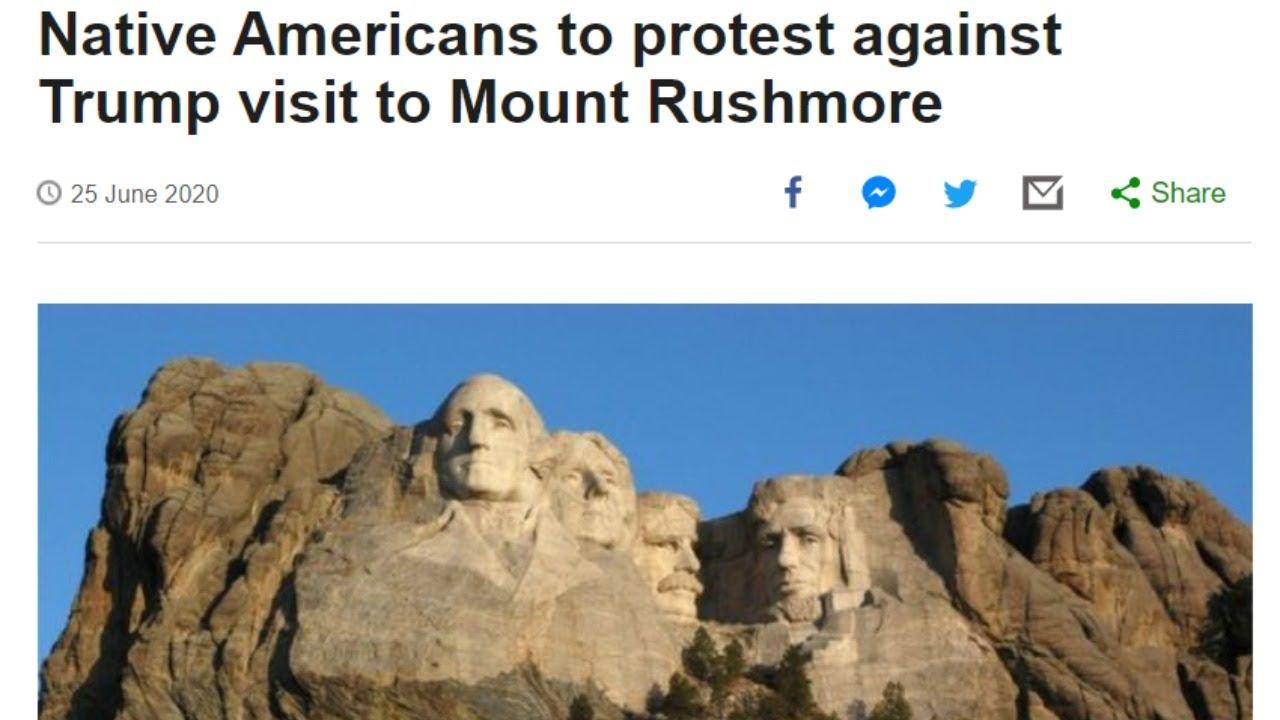 RIP, Mt. Rushmore (TYTI Daily)