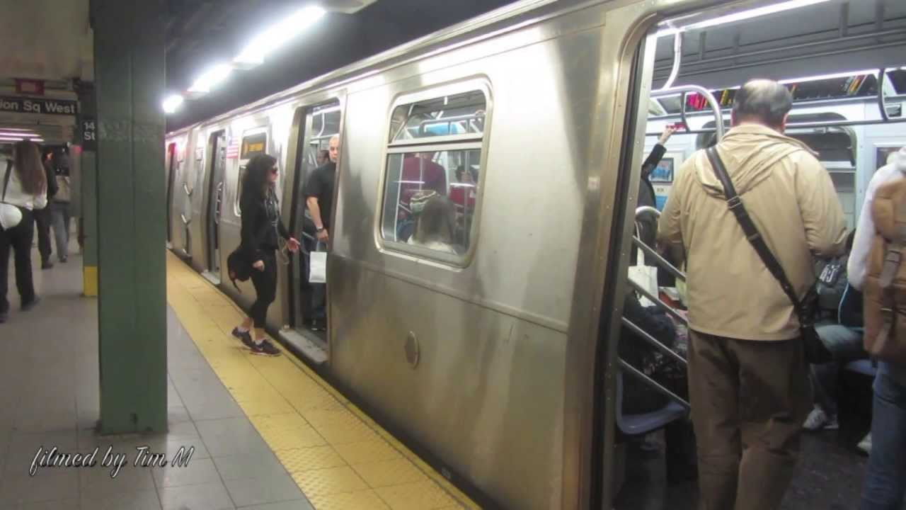 The Subway System Of New York 2013