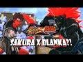 SAKURA X BLANKA?! - Sakura Legacy: Street Fighter X Tekken (PC)
