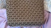 afca4b8f4be7 MICHAEL Michael Kors Whitney Small Top Zip Tote SKU  9112977 - YouTube