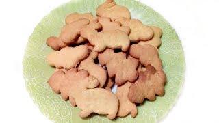 Печенье для ребенка аллергика, возраст которого 1 - 2 года!