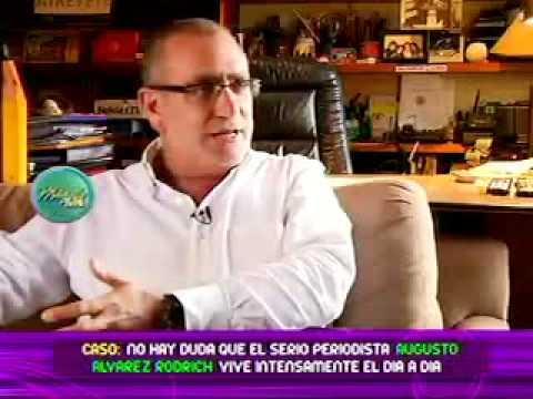Viva intensamente el día a día de Augusto Alvarez Rodrich 17/10/2011