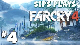 Sips Plays Far Cry 4 - Part 4 - Wilderness Grandmother
