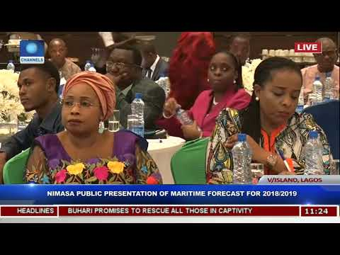 NIMASA Public Presentation Of Maritime Forecast For 2018/2019 Pt.3 |Live Event|