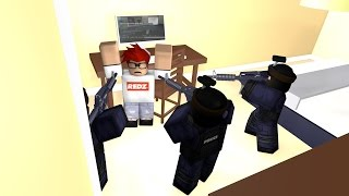 ROBLOX ANIMATION | I GOT SWATTED!