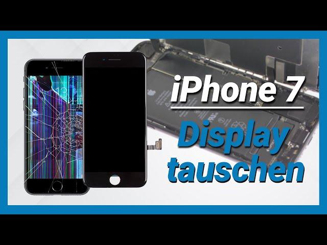 iPhone 7 Display selber tauschen [Reparaturanleitung]