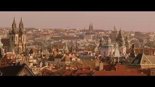 Прибытие в Прагу. HD