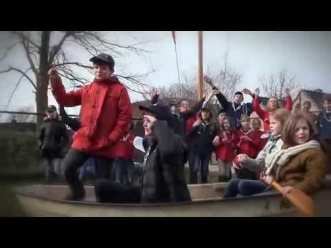 Lipdub Hallo Wereld met de Bevers en Orca's