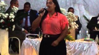 cantora Nabia Ribeiro.contatos para eventos:07436312439 ou 07481314...