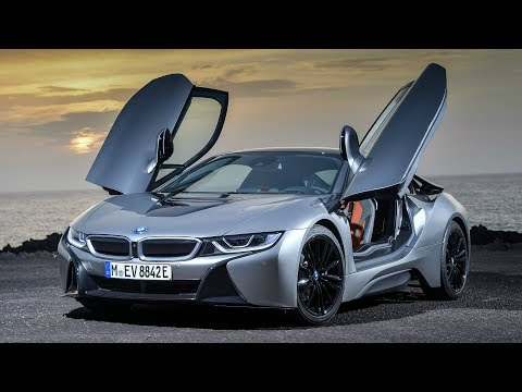 2018 BMW i8 Coupe - The Sports Car of the Future